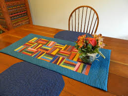 Quilted Table Runners by Table Runners Made Modern
