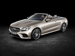 2018 mercedes benz e class cabriolet grows bigger gets 4matic for