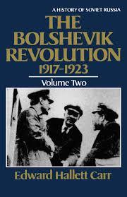 the bolshevik revolution 1917 1923 vol 2 history of soviet