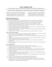 Cv Example It  a good cv   bhortk  operations manager cv example     soymujer co