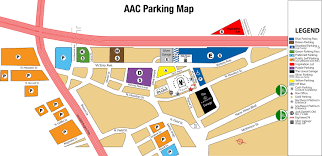 San Diego Convention Center Floor Plan by Parking American Airlines Center