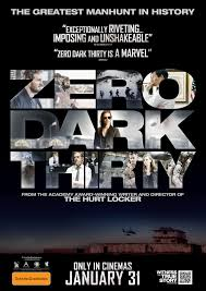 Movies Zero Dark Thirty 2012