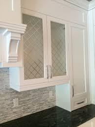 Mobile Home Kitchen Cabinet Doors Convert Wood Cabinet Doors To Glass Glass Front Cabinets Diy