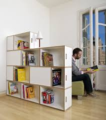 dividing storage wall kids storage bookcase furniture bookshelf