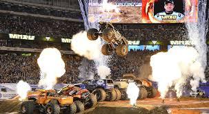 monster truck shows in michigan 25 years of evolution monster jam