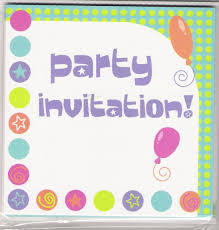 Invite Cards Party Invitation Cards Cimvitation