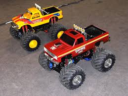 racing monster trucks rc monster truck racing alive and well rc truck stop