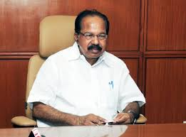 Dr. M. Veerappa Moily, Minister of Environment & Forests