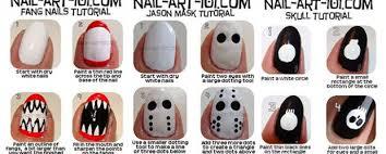 full size of easy halloween nail art designs cute finger ideas