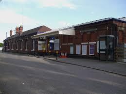 Denham railway station