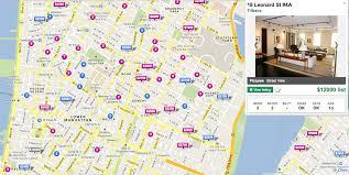 Central Park New York Map by 15 Central Park West Luxury Rentals Manhattan
