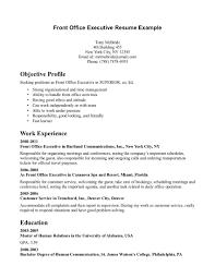 Resume Job Duties Examples Office Clerk Job Description For Resume Resume For Your Job