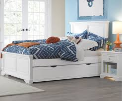 Full Size Trundle Bed Frame Bedroom Clean Pure White Trundle Bed For Luxury Bedroom Ideas