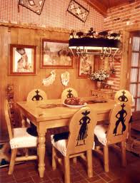 architecture amazing western dining room design ideas with wooden