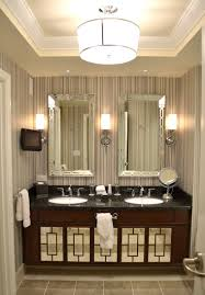 bathroom bathroom sconce lighting modern double sink bathroom