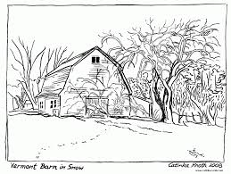 printable farm coloring pages for adults coloring page for kids
