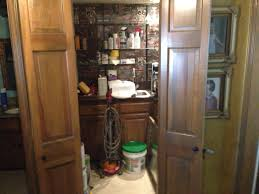 Wetbar Transformation Tuesday Wet Bar To Storage Pantry U2013 Sooner Spaces