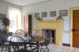 Mount Pleasant Plantation  First Floor Family Dining Room - Family dining room