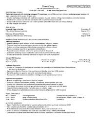 Resume Cover Letter For Freshers Mccombs Resume Template With Mccombs Resume Format Examples Cover
