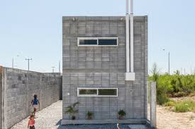 in mexico blocks of concrete become practical starter homes curbed