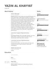 Sales Manager Sample Resume by Senior Manager Resume Samples Visualcv Resume Samples Database