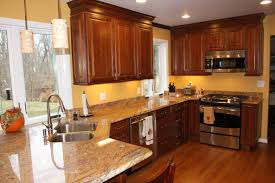 wood color paint for kitchen cabinets gramp us best wood for kitchen cabinets solid wood unfinished kitchen