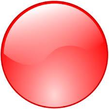 No pulsar (botón rojo)