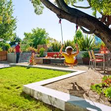 Small Outdoor Space Ideas Sunset