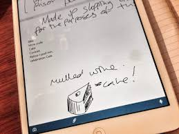 livescribe 3 is fantastic right up until it sends your writing to