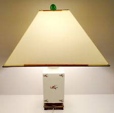 Asian Style Table Lamps Brass Asian Table Lamps Ebay