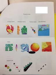 Elements of Art Drawing Assignment   Mrs  Ho     s Arts  amp  Comm     Mrs  Ho s Arts   Comm  Classroom Website Elements of Art Drawing Assignment