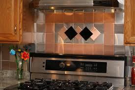 kitchen backsplash self adhesive tiles great home decor modern