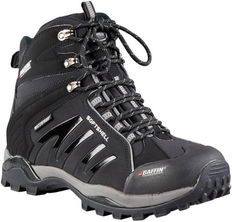 Baffin Zone Winter Boot Black 9.5 US SOFTM006-BK1-9.5
