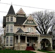 Modern Victorian House Plans by Chicago Style House Plans House Style