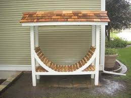 Free Firewood Shelter Plans by 33 Best Firewood Storage Images On Pinterest Firewood Storage