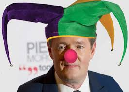 clear that Piers Morgan is