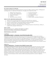 how to write a good resume summary administrative assistant resume summary best business template example qualifications summary administrative with strenghts and intended for administrative assistant resume summary 3418