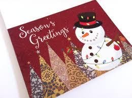 kids craft christmas cards christmas lights decoration