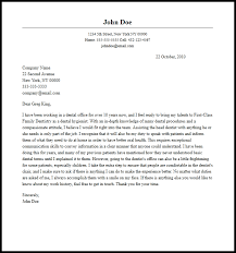 cover letter for receptionist at dental office cover letter