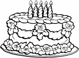 happy birthday coloring pages for girls coloringstar