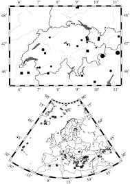 homogeneous moment magnitude calibration in switzerland bulletin