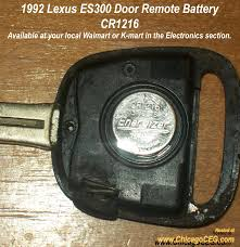 lexus rx 350 battery 1992 remote key battery clublexus lexus forum discussion