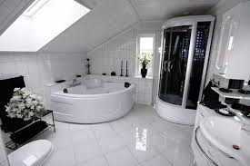 Home Bathroom Design Ideas With Ideas Gallery  Fujizaki - Home bathroom design ideas