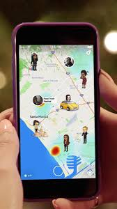 spirit halloween viera snapchat snap map update find friends location setting