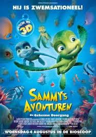 Las aventuras de Sammy Un viaje extraordinario (2010)