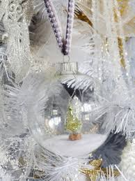 Diy Mini Christmas Trees Pinterest Homemade Christmas Ornaments Hgtv