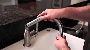 Replacing Kitchen Faucet How To Install A Kitchen Faucet Build Com Youtube