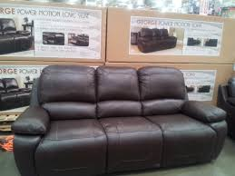 Costco Living Room Brown Leather Chairs Guest Post Looking For Reviews Of Synergy George Leather Power