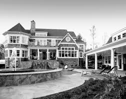new england shingle style home plans