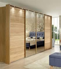 Sliding Door Wardrobe Designs For Bedroom Indian Jupiter By Stylform Semi Solid Oak And Glass Or Mirror Sliding